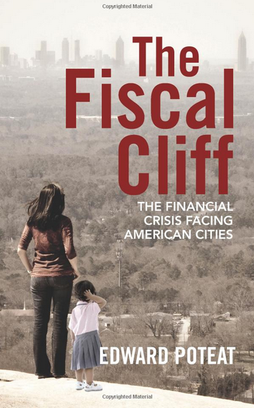 C.A. President, Edward Poteat, published new book entitled 'The Fiscal Cliff'